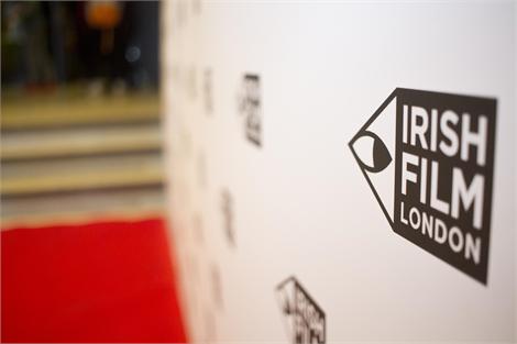 Irish Film London red carpet