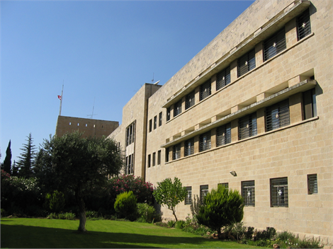 Main Hospital
