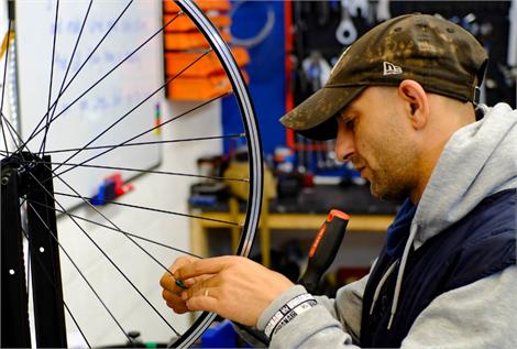 City & Guilds Cycle Mechanics