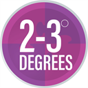 2-3 Degrees