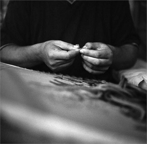 Stitcher Hands