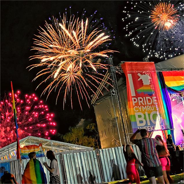 Pride Cymru's Big Weekend 2019