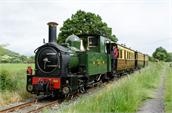 Welshpool & Llanfair Light Railway