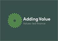 Adding Value Consultancy Ltd