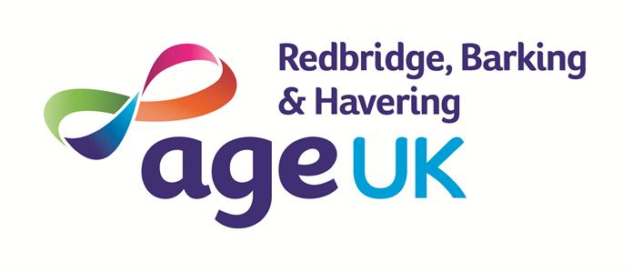 Age UK Redbridge, Barking & Havering Logo