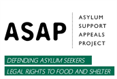 Asylum Support Appeals Project
