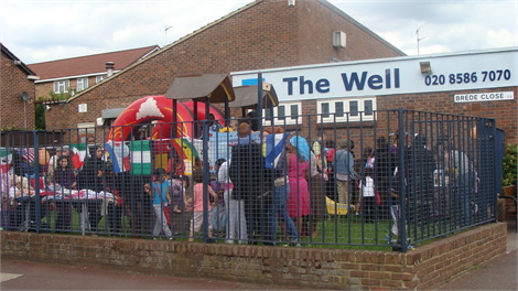 FUnday at The Well Centre