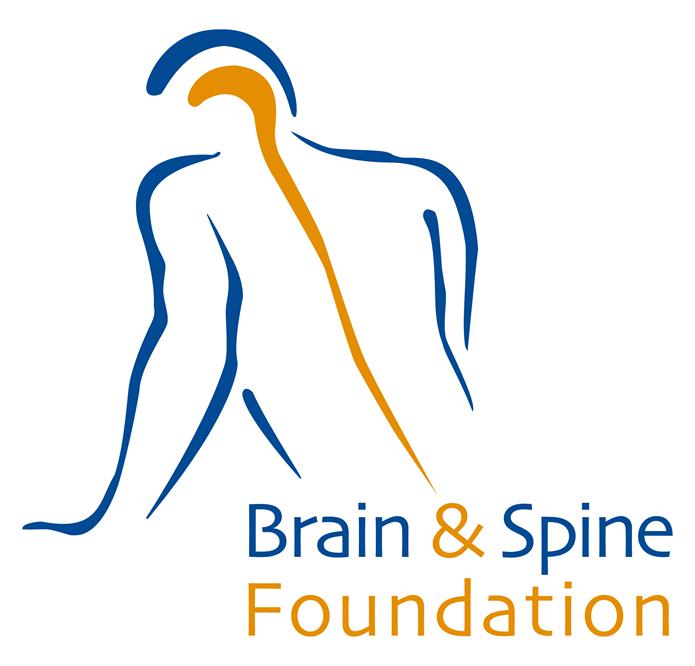 Brain & Spine Foundation logo