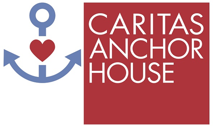 Caritas Anchor House Logo