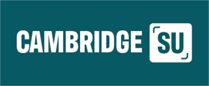 Cambridge SU Logo Long
