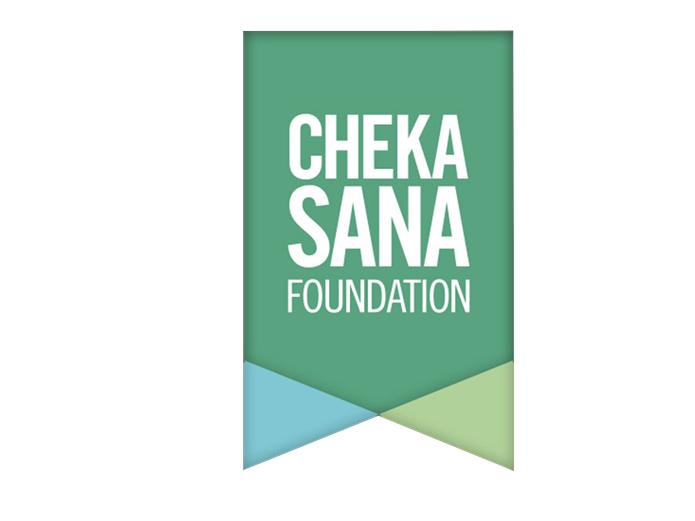 Cheka sana Logo