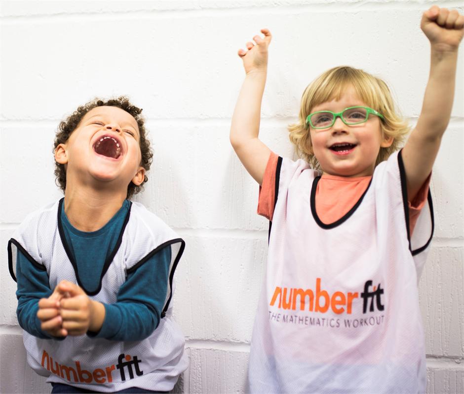 Numberfit Children
