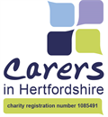 Logo with charity number