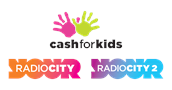 radio city's cash for kids