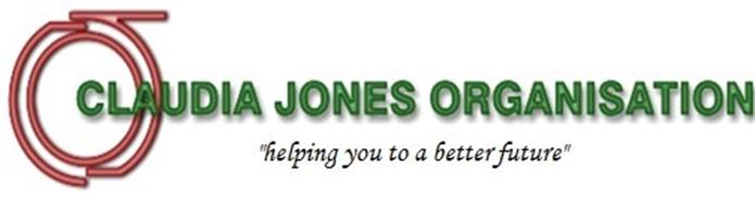 Claudia Jones Logo