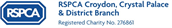 RSPCA Croydon, Crystal Palace & District Branch