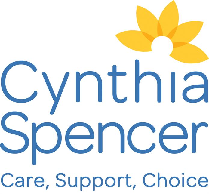 Cynthia Spencer Hospice Logo