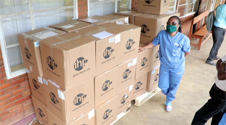DRC shipment