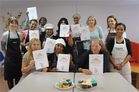 Munch Icing Workshop