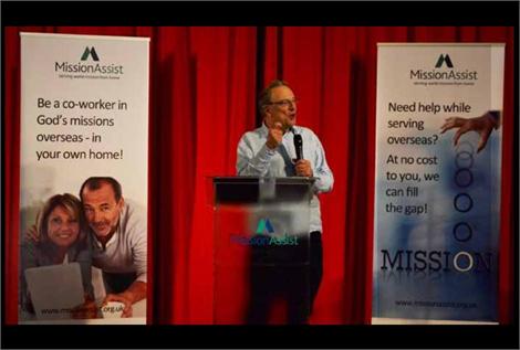 MissionAssist Conference Presentation