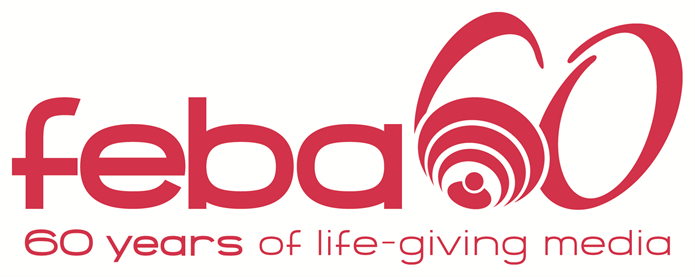 Feba Diamond Anniversary Logo