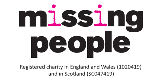 Missing People New Logo