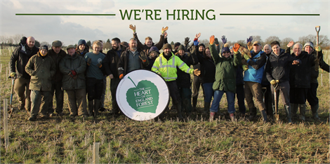 Heart of England Forest - We are hiring
