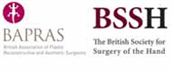 British Association of Plastic Reconstructive & Aesthetic Surgeons / British Society for Surgery of the Hand