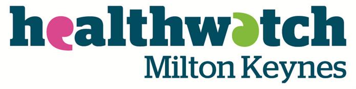 Healthwatch MK Logo