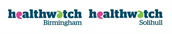 Healthwatch Birmingham and Healthwatch Solihull