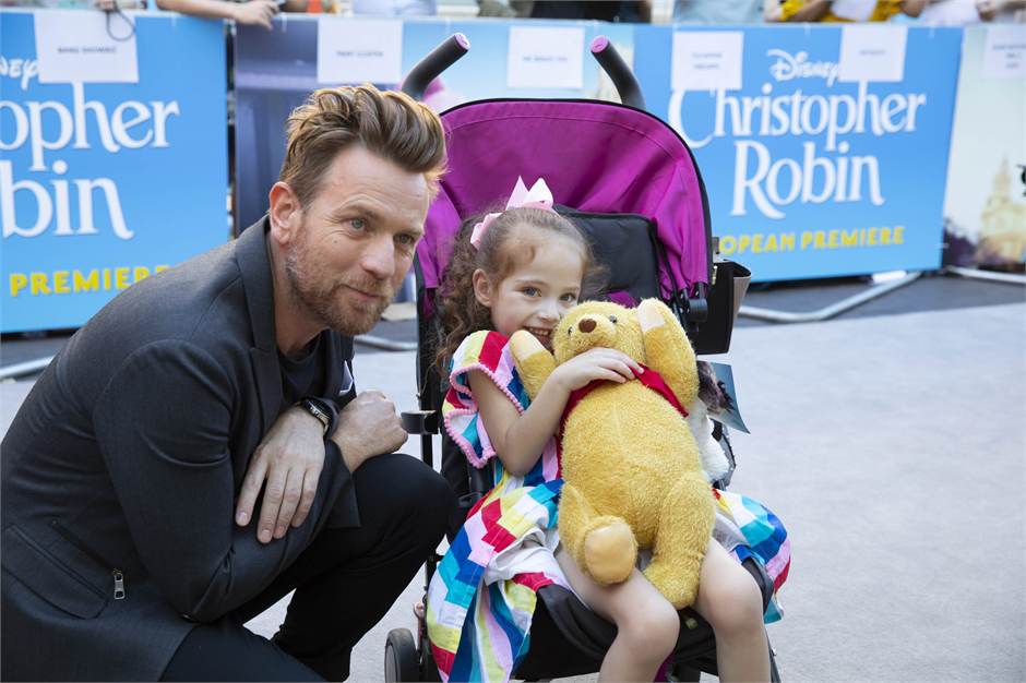 Ewan and Sienna