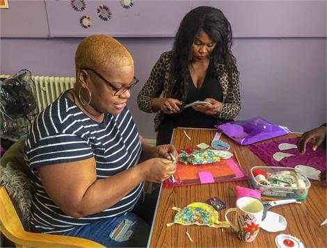 Sewing social