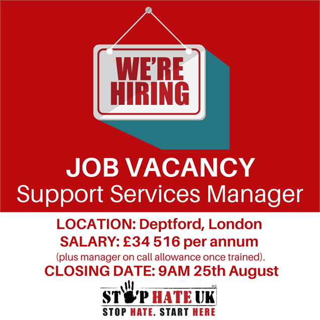 Support Services Manager