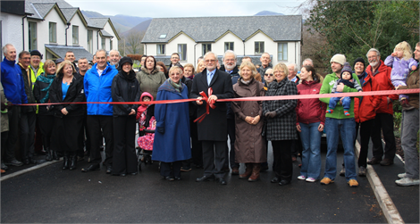 Keswick CLT opening ceremony for The Hopes