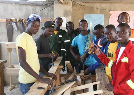 Kitwe carpentry