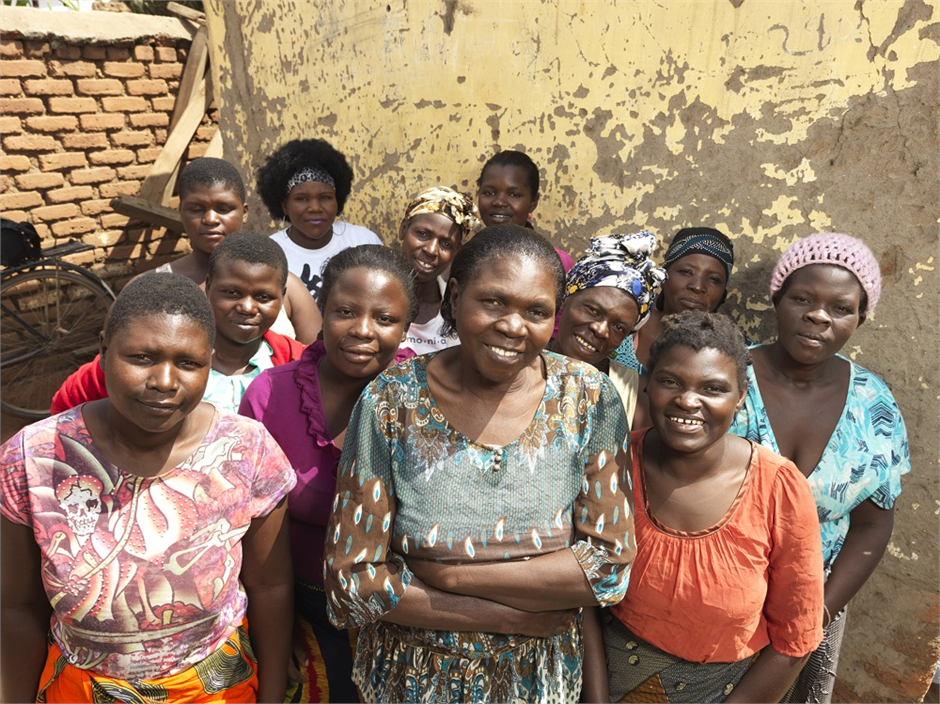 Loan group in Malawi