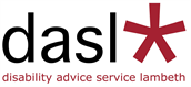 Disability Advice Service Lambeth