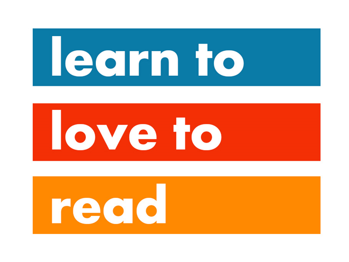 Learn to Love to Read logo