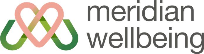 Meridian Wellbeing Logo