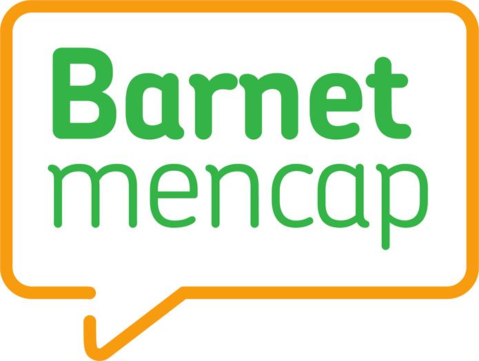 Barnet Mencap logo 2018