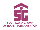 Southwark Group of Tenants Organisations