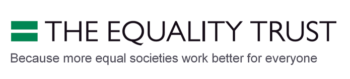 The Equality Trust because more equal societies work better for everyone