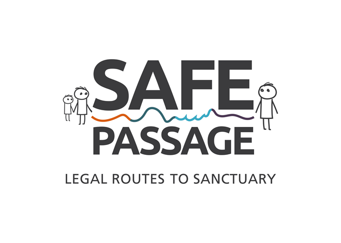 Safe Passage Logo - colour