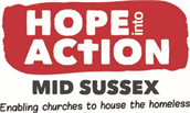 Hope into Action: Mid Sussex