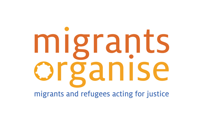 Migrants Organise Logo