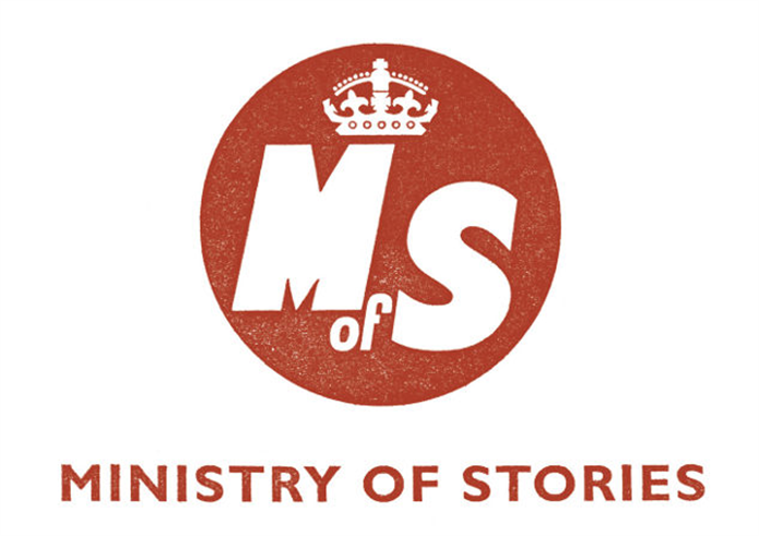 Ministry of Stories logo