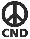 Campaign for Nuclear Disarmament (CND)