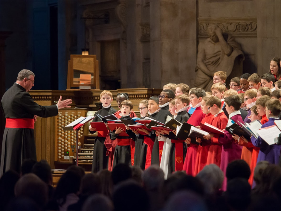 Concert at St Paul's