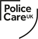 Police Care UK b&W