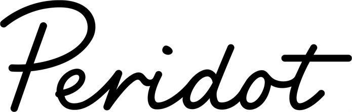 Peridot new branding